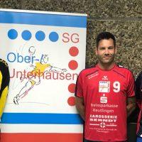 Trainingsauftakt Männer1 SG Ober-/Unterhausen