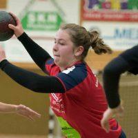 B-Jugend Mädels mit toller Leistung gegen das Top Team aus Bietigheim